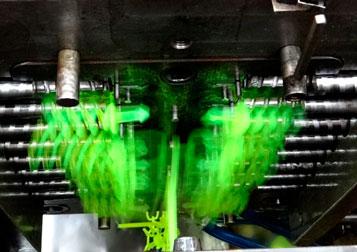 Fabrica de injeção plastica